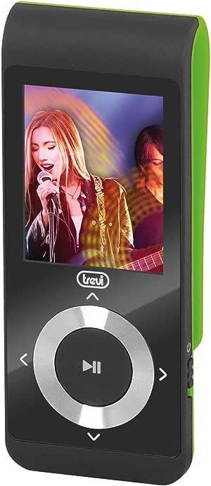 Trevi 0M172803 MP3 Player Green