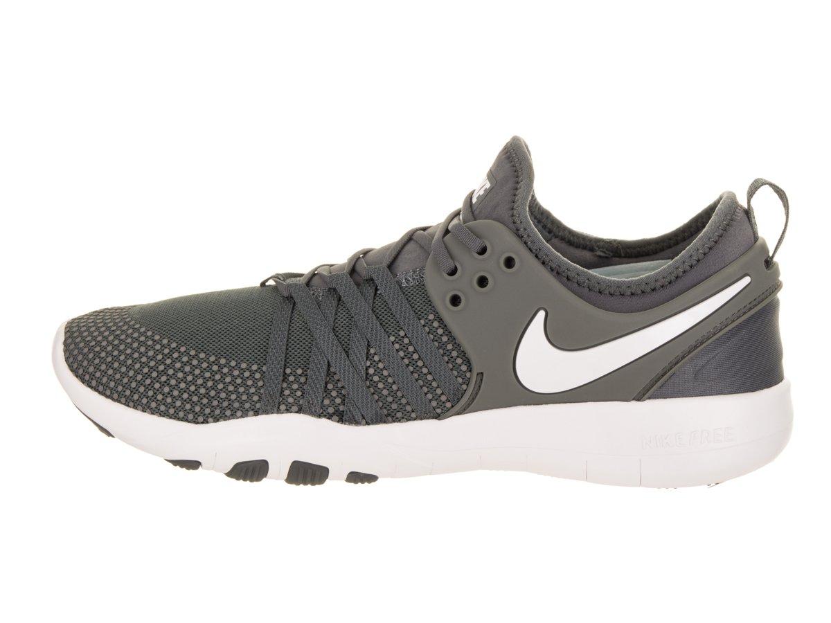 NIKE Free Tr 7 Womens Cross Training Shoes B01M58WRXE 8.5 B(M) US Dark Grey/White