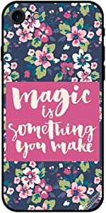 Case For iPhone se (2020) - Magic Is Something You Make