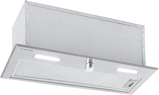 Klarstein Simplica - Módulo de ventilador para campana extractora 70 cm: Amazon.es: Hogar