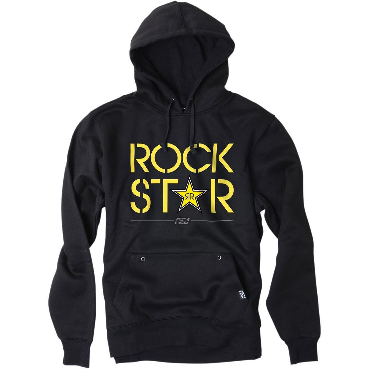 Black, XX-Large Rockstar Duplex Pullover Factory Effex 18-88618