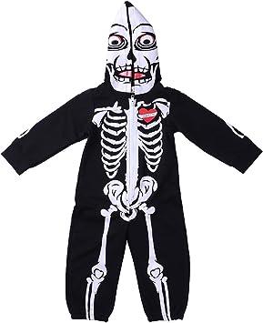 Halloween Kostuem Skelett Amazon.Sibosun Halloween Kostum Skelett Hoodie Party Cosplay Kleidung Maskerade Halloween Lustige Dekoration Amazon De Haustier