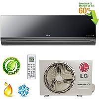 Ar Condicionado Split HW Inverter LG Smart Artcool 12.000 BTUs Quente/Frio 220V