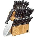 Ronco 30-Piece Cutlery & Block