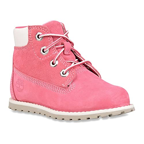 6d56ae54050 Timberland Big Kids 6 in. Classic Premium Boots (4 D(M) US, Pink/Pink)