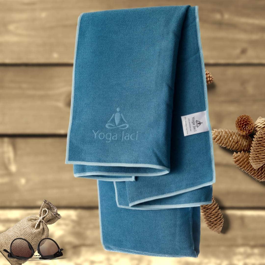 Amazon.com: –Jaci esterilla de yoga toalla ...