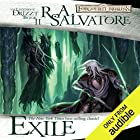 Exile: Legend of Drizzt: Dark Elf Trilogy, Book 2 Audiobook by R. A. Salvatore Narrated by Victor Bevine