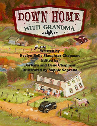 Down Home With Grandma by [Chapman, Evelyn Belle Slaughter]