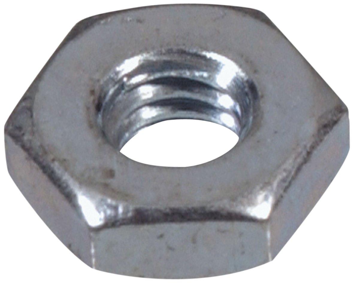 The Hillman Group 2020 10-24 Zinc Hex Nut 60-Pack