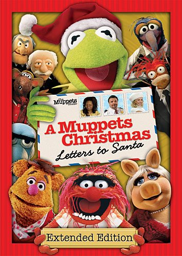 Amazon.com: A Muppets Christmas: Letters To Santa: Whoopi Goldberg ...