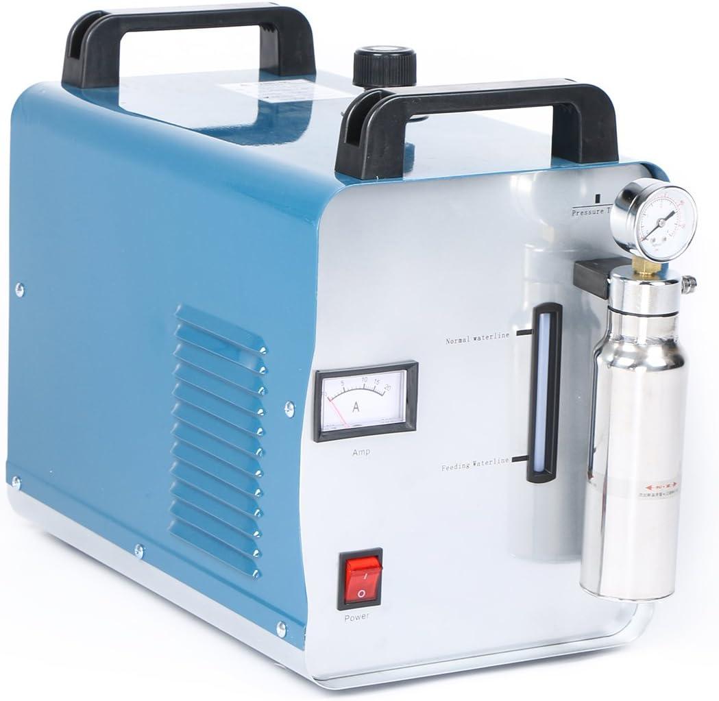 U.S. Solid 95 L Oxygen-Hydrogen Generator Water Welder Acrylic Flame Polishing Machine
