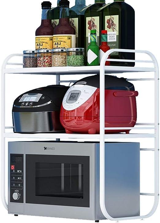 Soporte Universal para Microondas, Estante De Cocina RetráCtil ...