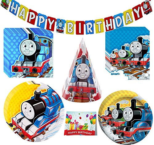Thomas The Tank Party Pack Bundle