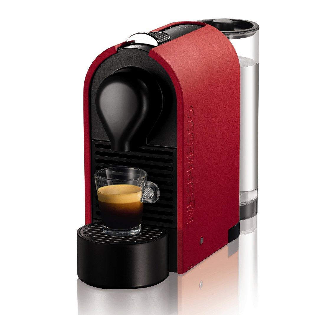Nespresso U(ユー) マットレッド C50MR B00E6KGBZS マットレッド マットレッド