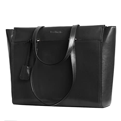 7a1d7467a4de Leathario Women Reversible Tote Bag Genuine Leather Shoulder Handbag Large  Capacity Shopping Bags  Amazon.co.uk  Luggage