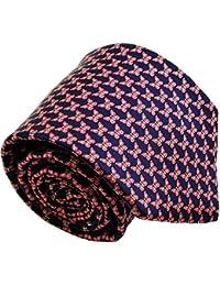 Classic Men's 100% Silk Tie Necktie Woven JACQUARD Neck Ties gift box