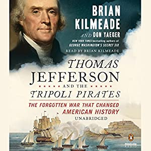 Thomas Jefferson and the Tripoli Pirates Hörbuch