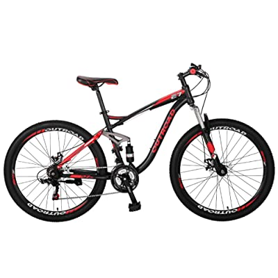 side facing mx4out outroad mountain bike