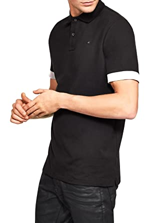 Polo G-Star Core Negro L Negro: Amazon.es: Ropa y accesorios