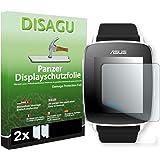 2 x DISAGU Pellicola alta protezione del display per Asus VivoWatch antirottura
