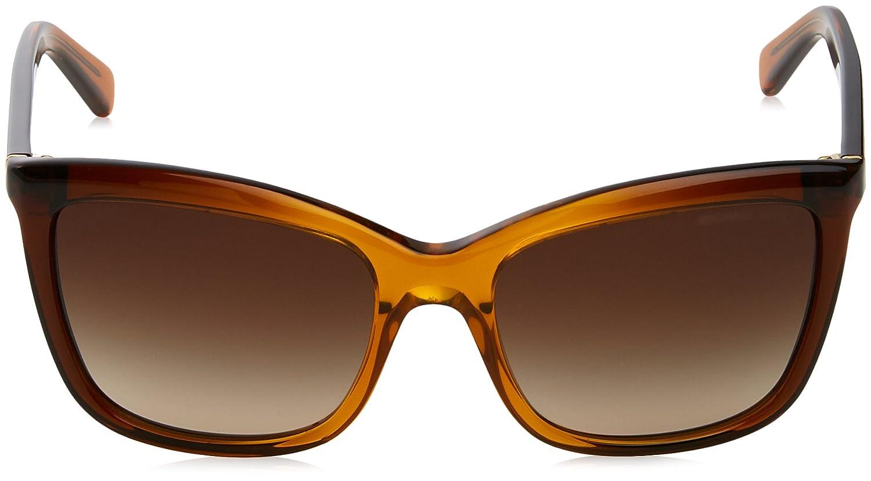 e1c2b46708ebe Sunglasses Michael Kors MK 2039 321813 AMBER GRADIENT at Amazon Men s  Clothing store