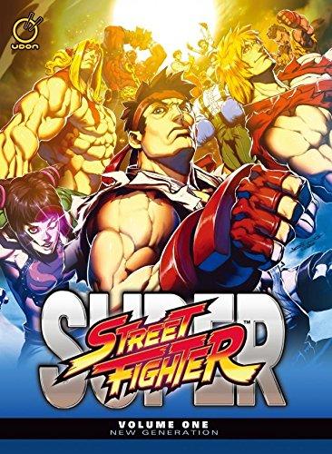 Super Street Fighter Vol. 1: New Generations by [Siu-Chong, Ken
