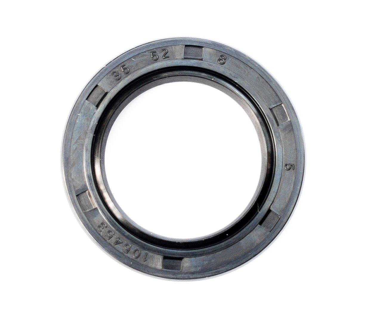 EAI Double Lip w// Spring Metal Case w// NBR Coating Oil Seal 35X72X10 TC