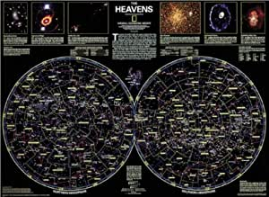 The Heavens Map Type: Tubed