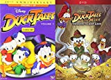 Disney DuckTales The Movie & Vol. 1 DVD Animated Series Set THE TREASURE OF THE LOST LAMP