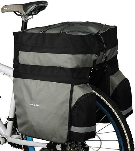 Roswheel Estante Trasero Bolsa para Maletero de Bicicleta Alforja ...