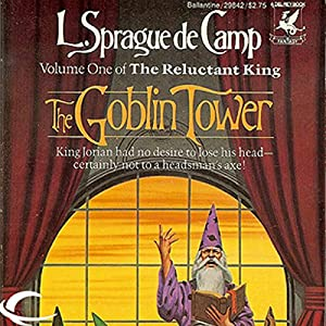 The Goblin Tower Audiobook