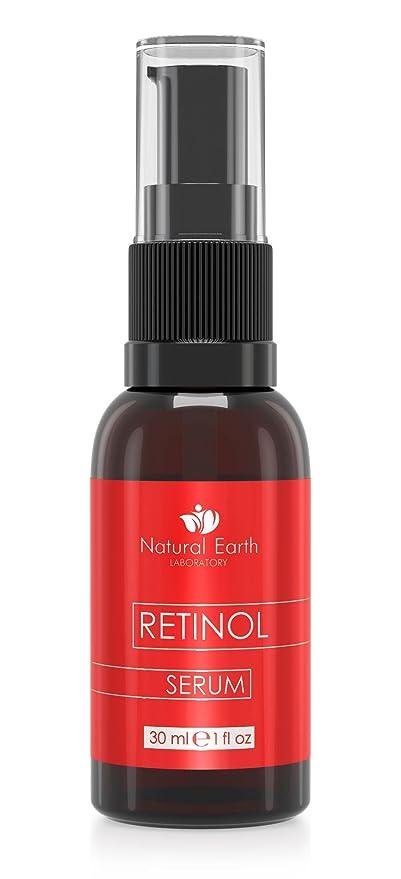 Retinol Serum para combatir las arrugas y los signos del envejecimiento. Super Juventud.
