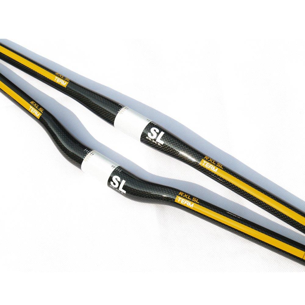 Mtb Handlebars Carbon Rxl Sl Fiber Mountain Handlebar Set Raceface Next Flat Bar Bike 3k Glossy 318mm 640 660 680 700 720 740 760 Mm Sports Outdoors