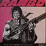 RLS Music Corporation - Theme from RAMBO Part one & two - rodoc records - RD 06-8591