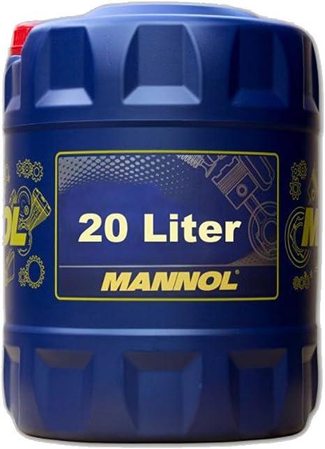 Mannol 1 X 20l Universal Getriebeoel 80w 90 Api Gl 4 Schaltgetriebe Achs Oel Auto