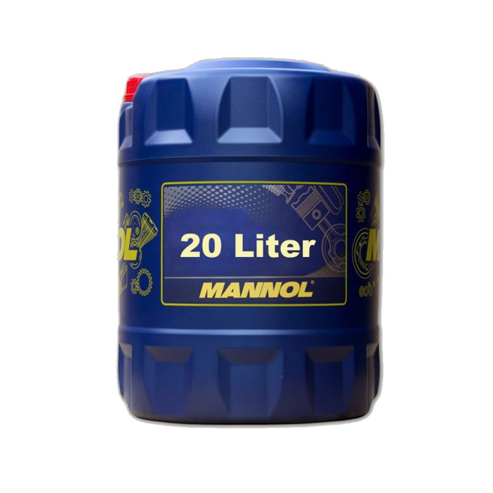 1 x 20L MANNOL 7804 Scooter 2-Takt API TC / JASO FB Motorö l High-Speed-Scooter Mopeds Grü n SCT