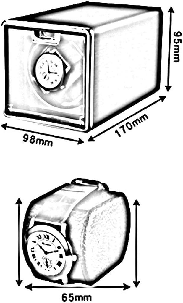 automatico scatola porta orologio Watch Winder Boxes Cassa automatica per cassa di ricarica Orologio meccanico Echo Watcher Grande orologio disponibile Watch Box Watch Winder C