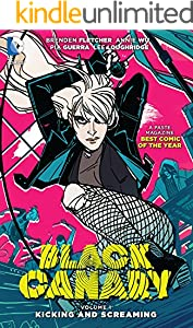 Black Canary (2015-2016) (2 book series) Kindle Edition