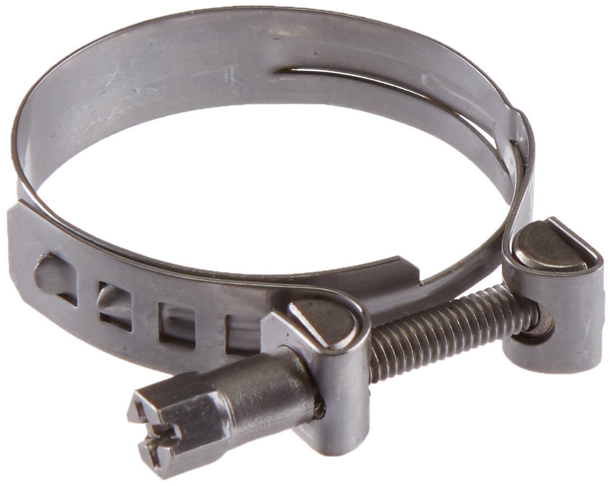 9 mm Pack of 10 - 28 mm Closed 17800122-10 Bolted Open Oetiker 17800122 Stainless Steel Stepless Hose Clamp Band Width Clamp ID Range 22 mm