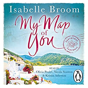 My Map of You Audiobook