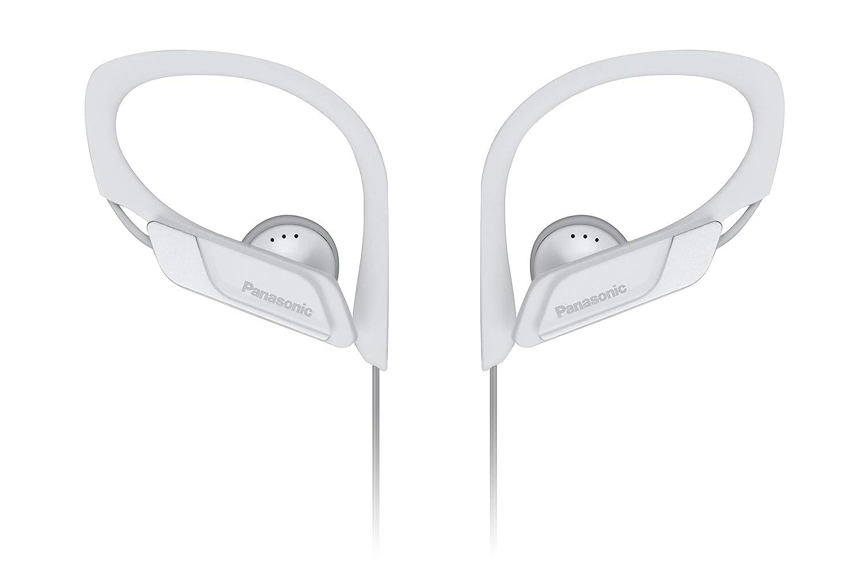 Panasonic RP-HS34E-W - Auriculares Deportivos (con Clip, Uso ...