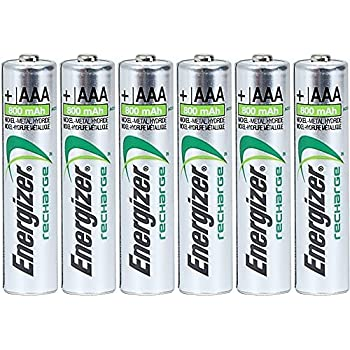 Amazon.com: Duracell - Rechargeable AAA Batteries - long