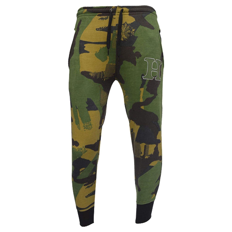 Kids Boys Tracksuit HNL Green Camouflage Hoodie Bottom Jogger Jogging Suit 7-13Y