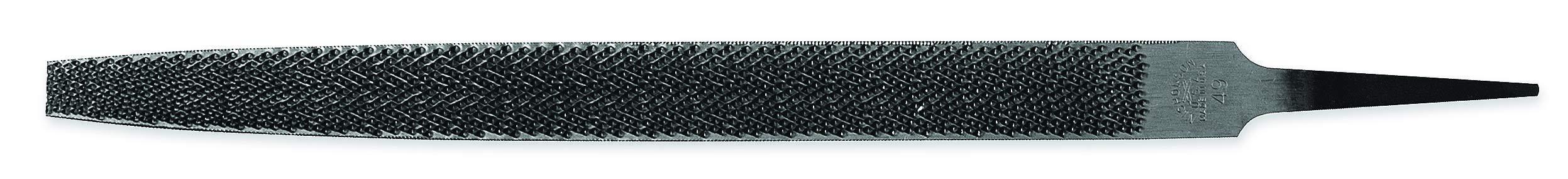 Nicholson 18861N 10'' Pattern Maker Cabinet Rasp, Smooth Cut, No. 50 by Nicholson (Image #1)