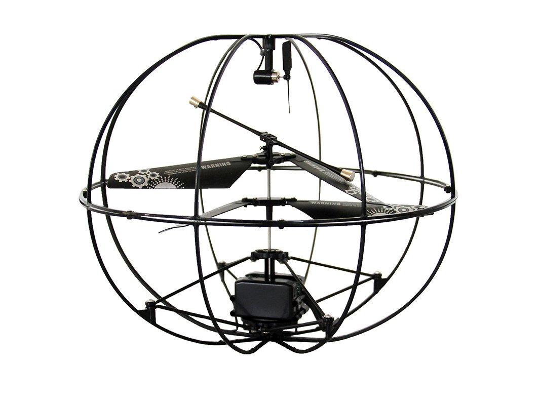 ●日本未発売●Puzzlebox社 Orbit(オービット) 脳波コントロール ヘリコプター 単体 B00MIPD6MO