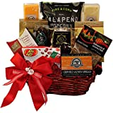 Art of Appreciation Gift Baskets Some Like It Hot Spicy Gift Basket