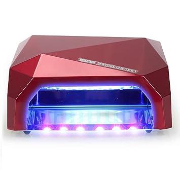 Amazon.com : Gellen Pro 36W Nail Dryer LED Lamp Light for UV LED ...