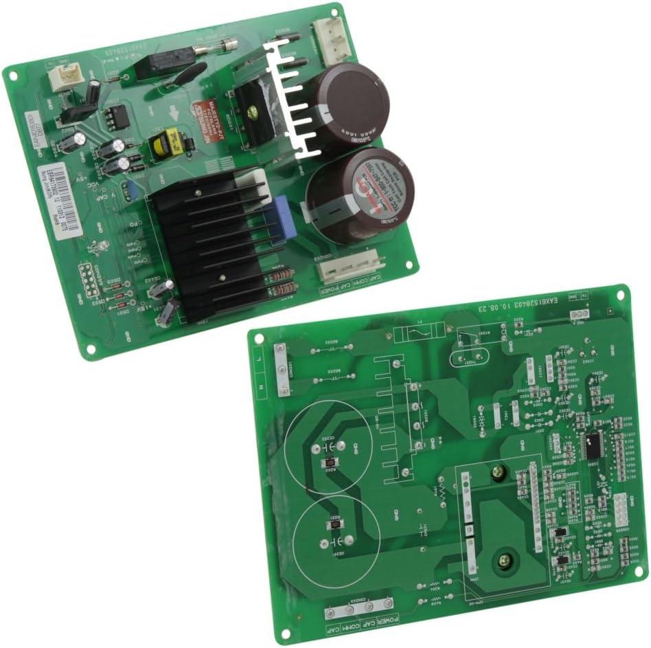 LG EBR64173902 Refrigerator Electronic Control Board Genuine Original Equipment Manufacturer (OEM) Part