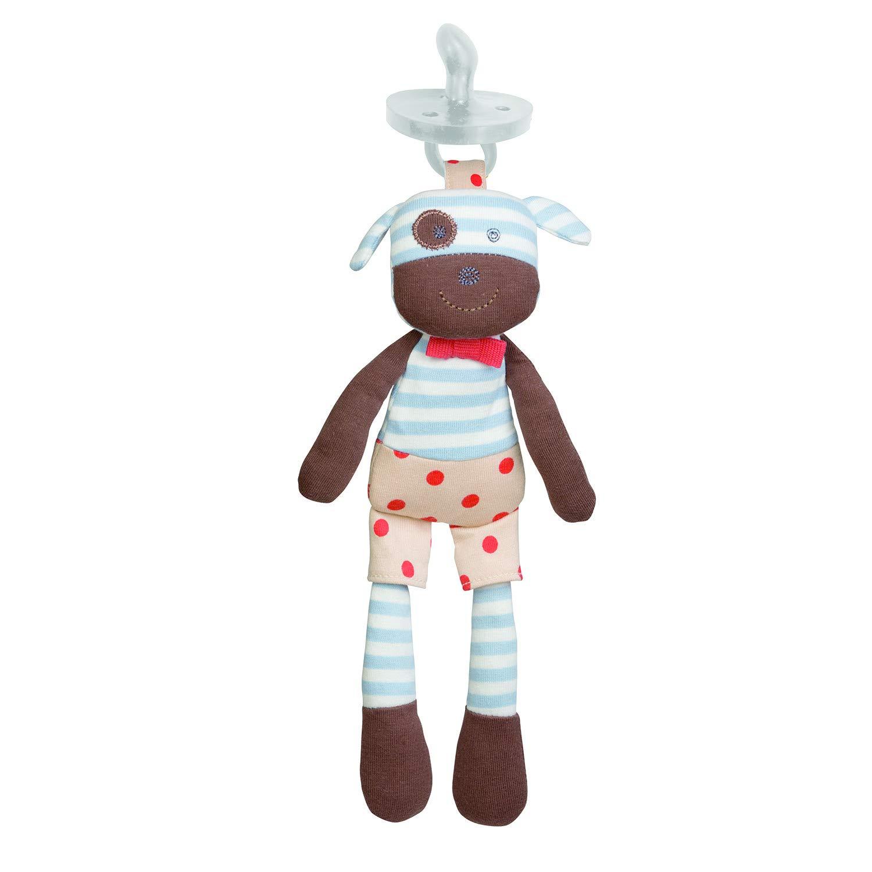 Amazon.com: Organic Farm Buddies Chupete Buddy: Baby
