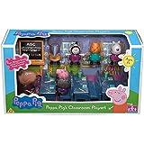 Character Options- Peppa Pig Playset- Un jour a l`ecole avec Peppa